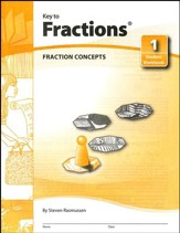 Key to Fractions, Book #1