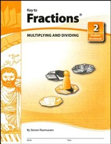 Key To Fractions, Book #2