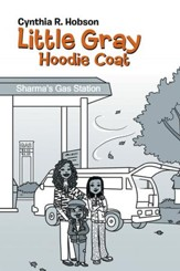 Little Gray Hoodie Coat - eBook