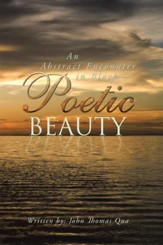 Poetic Beauty: An Abstract Encounter in Black - eBook