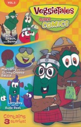 VeggieTales SuperComics: Vol 3