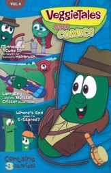 VeggieTales SuperComics: Vol 4