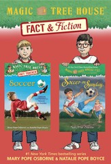 Magic Tree House Fact & Fiction: Soccer / Combined volume - eBook