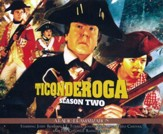 Ticonderoga - Season Two: A Radio Dramatization - unabridged audiobook on CD