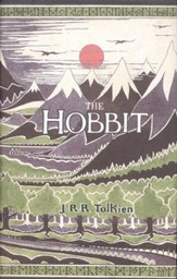 Tolkien, The Hobbit, 70th Anniversary Edition