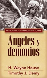 Respuestas a Preguntas sobre Ángeles y Demonios, eLibro  (Answers to Common Question About Angels & Demons, eBook)