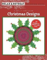 Simply Circular Christmas Designs