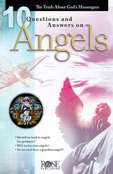 10 Questions And Answers On Angels - eBook