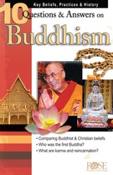10 Questions And Answers On Buddhism - eBook