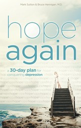 Hope Again: A 30-Day Plan for Conquering Depression - eBook