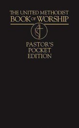 United Methodist Book of Worship Pastor's Pocket Edition - eBook [ePub] - eBook
