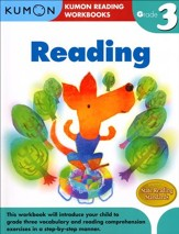 Kumon Reading, Grade 3