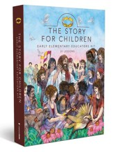 The Story for Children with CD-ROM: Early Elementary Educators Kit