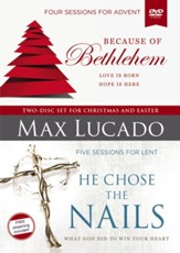 Because of Bethlehem/He Chose the Nails: A DVD Study - Slightly Imperfect