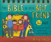 The Bible Is My Best Friend, 365-Day Desktop Flip Book