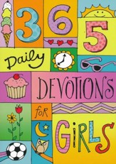365 Devotions for Girls