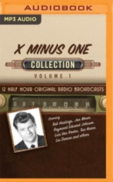 X Minus One Collection, Volume 1 - 12 Original Radio Broadcasts on MP3-CD