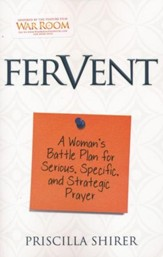 Fervent: A Woman's Battle Plan for Serious, Specific, and Strategic Prayer - Slightly Imperfect