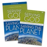 Serving God, Saving the Planet Guidebook with DVD: A Call to Care for Creation and Your Soul - Slightly Imperfect