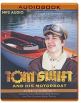 Tom Swift and His Motorboat: A Radio Dramatization - unabridged audiobook on MP3-CD