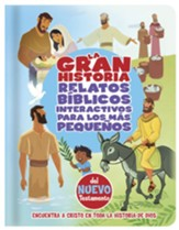 La Gran Historia: Relatos Biblicos Int... Nuevo Testamento  (The Big Picture Interactive Bible Stories... New Testament)