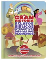 La Gran Historia: Relatos Biblicos Int... del Antiguo Testamento  (The Big Picture Interactive Bible Stories... Old Testament)