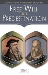 Free Will Vs. Predestination - eBook