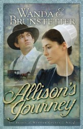 Allison's Journey - eBook