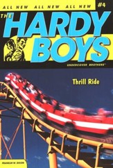 #4: The Hardy Boys Undercover Brothers: Thrill Ride