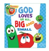 God Loves Us All, Big and Small VeggieTales Digital Pop-Up Book