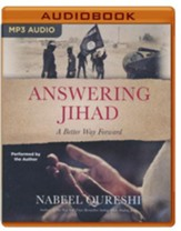 Answering Jihad: A Better Way Forward - unabridged audio book on MP3-CD