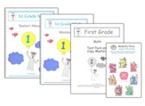 McRuffy Math, Grade 1 Complete Kit