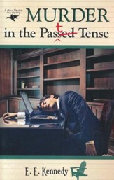 Murder in the Past Tense - eBook