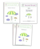 McRuffy Math, Grade 2 Complete Kit