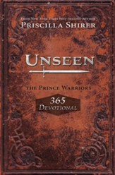 Unseen: The Prince Warriors 365 Devotional - Slightly Imperfect