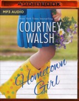 Hometown Girl - unabridged audio book on MP3-CD
