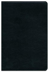 ESV Waterproof Bible, Black Imitation Leather