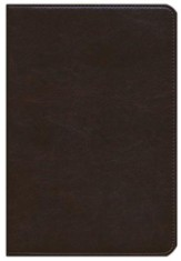 NKJV Waterproof Bible, Brown Imitation Leather