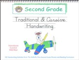 McRuffy Handwriting Series: Traditional to Cursive--Grade 2