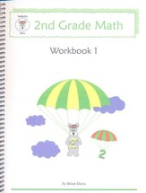 McRuffy Math, Grade 2, Workbook 1