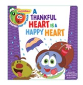 A Thankful Heart Is a Happy Heart VeggieTales Digital Pop-Up Book