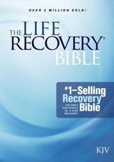 KJV Life Recovery Bible - eBook