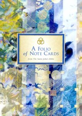 The Saint John's Bible Note Cards: Creation Folio