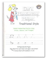 Dot's Handwriting Helper - Traditional Style