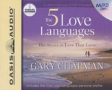 The Five Love Languages                      - Audiobook on MP3 CD-ROM