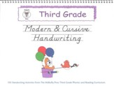 McRuffy Handwriting Series: Modern & Cursive--Grade 3