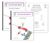 McRuffy Math Grade 3 Kit