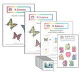 McRuffy Science Grade K Curriculum  Kit