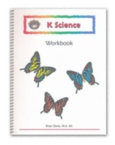 Mcruffy Science Grade K Workbook