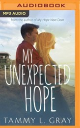 My Unexpected Hope - unabridged audio book on MP3-CD